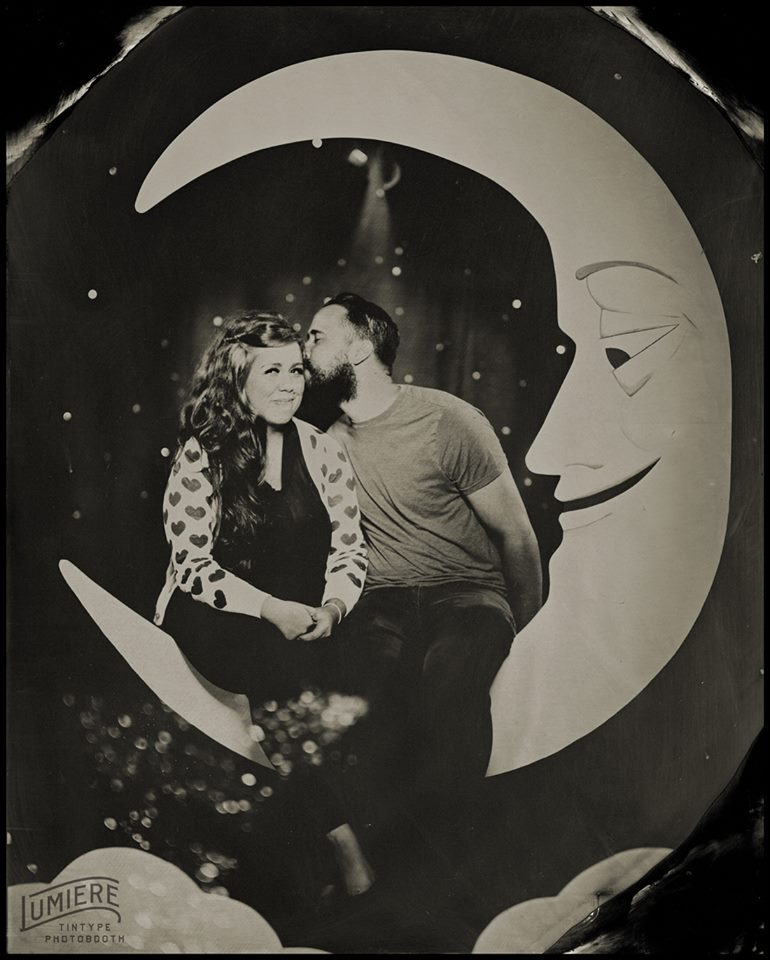 Photo by Lumiere Tintype Photobooth, in Austin, TX